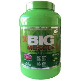 Iron Supplements Big Muscle Weight Gainer 3 kg (6,6 lbs)