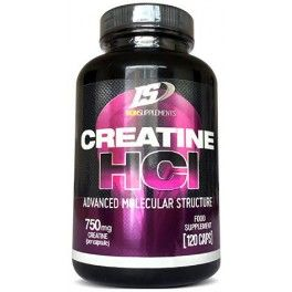 Iron Supplements Creatina HCL 120 caps