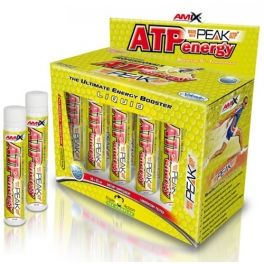 Amix ATP Energy Liquid 10 ampollas x 25 ml