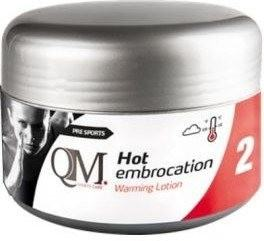 Crema Calentadora QM Hot Embrocation 200 ml