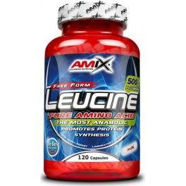 Amix Leucine Pure 1000 mg 120 caps