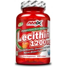 Amix Lecithin 1200 mg 100 caps