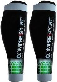 Compressport Perneras US V2 Negro