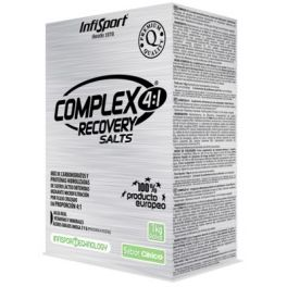 Infisport Complex 4:1 Recovery Salts 1 kg