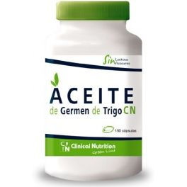 Nutrisport Clinical Aceite de Germen de Trigo 150 caps