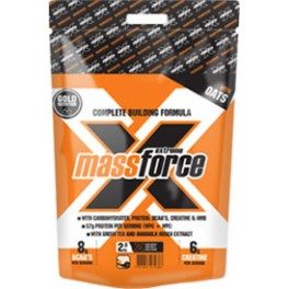 Cad.30/09/17 Gold Nutrition Mass Extreme Force 2 kg