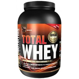 Cad.30/04/17 Gold Nutrition Total Whey 1 kg