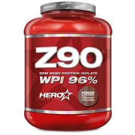Cad-30/06/17 Hero Z90 CFM Whey Protein Isolate 2 Kg