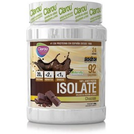 Cad-30/06/17 Clarou 100% Whey Protein Isolate 1,8 kg
