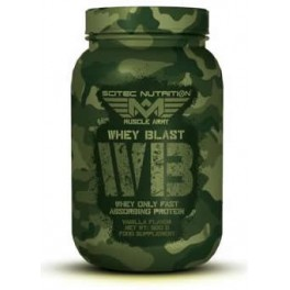 Cad-30/09/17 Scitec Muscle Army Whey Blast 900 gr