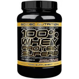 Cad-30/06/17 Scitec Nutrition 100% Whey Protein Superb 900 gr