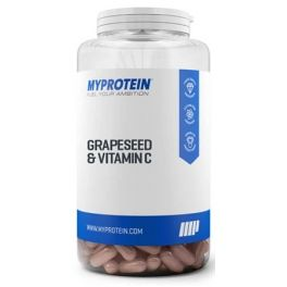 MyProtein Grapeseed y Vitamina C 90 caps