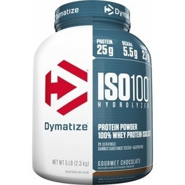 Dymatize ISO 100 Hydrolyzed 2,2 kg (4,9lbs) NEW