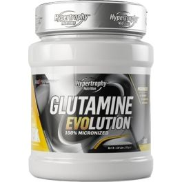 Hypertrophy Nutrition Glutamine Evolution 500 gr