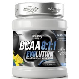 Hypertrophy Nutrition BCAA 8:1:1 EVOLUTION