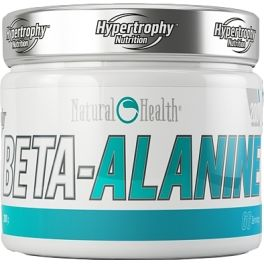 Hypertrophy Natural Health Beta- Alanine 200 gr