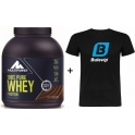 Pack Multipower 100% Pure Whey Protein 2000 gr + Camiseta Exclusiva Bulevip