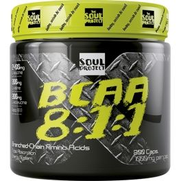 Soul Project BCAA 8:1:1 200 caps