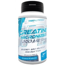 Trec Nutrition Creatine Micronized 200 Mesh 60 caps