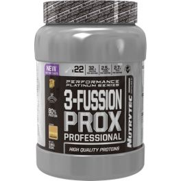 Nutrytec 3-Fussion Prox Professional (Performance Platinum) 918 gr (2 lbs)