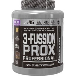 Nutrytec 3-Fussion Prox Professional (Performance Platinum) 1,8 kg (4 lbs)