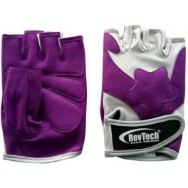 Revtech Nutrition Guantes Mujer Violeta