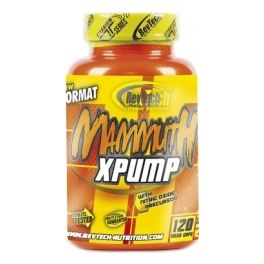 Revtech Nutrition Mammuth Xpump 120 caps