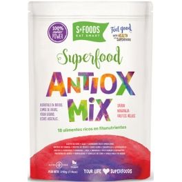 SFoods Superfood Antiox Mix 210 gr