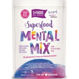SFoods Superfood Mental Mix 210 gr