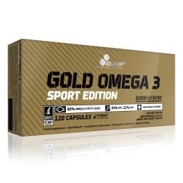 Olimp Gold Omega-3 120 caps Sport Edition