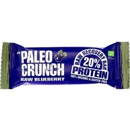 Paleo Crunch Raw Strawberry Protein Bar Organic 1 barrita x 48 gr