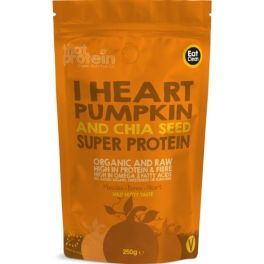 That Protein I Heart Pumpkin & Chia Seed Super Protein Organic 500 gr