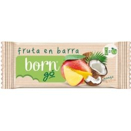 Born Mango & Coconut Snack Bar
