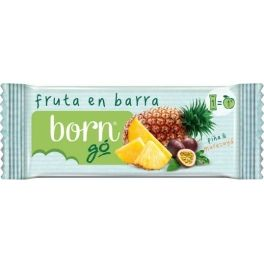 Born Pineapple & Passionfruit Snack Bar 1 barrita x 20 gr