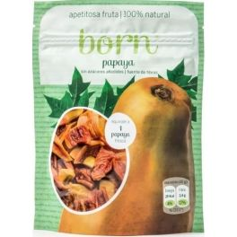 Born Papaya Semidehydrated Fruit Snack 80 gr