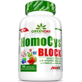 Amix Green Day HomoCys Block 90 caps