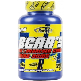 Revtech Performance Nutrition Anabolic BCAA´s 200 caps