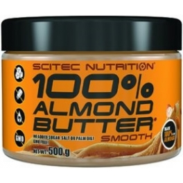 Scitec Nutrition 100% Almond Butter Smooth 500 gr