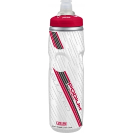 Camelbak Bidón Podium Big Chill Rojo 0.7 L