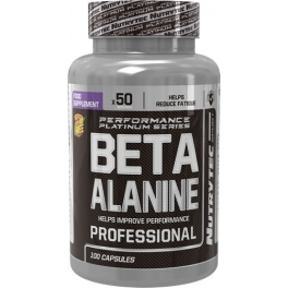 Nutrytec Beta Alanina Professional (Performance Platinum) 500 mg 100 caps