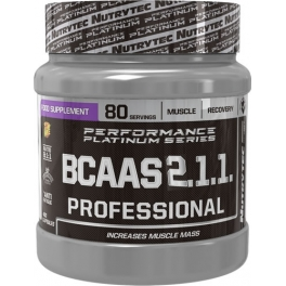 Nutrytec BCAA R2.1.1 (Performance Platinum) 400 caps