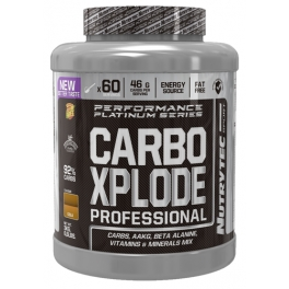 Nutrytec Carbo Xplode (performance Platinum) 3 kg