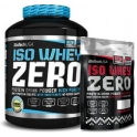 Pack BioTechUSA Iso Whey Zero 2270 gr + XMAS Edition 500 gr