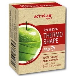 Activlab Sport Green Thermo Shape 30 caps.