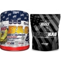 Pack BIG B&G BCAA's + Glutamina 12:1:1 400 gr + Black Bag B&G 400 gr