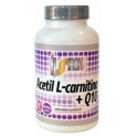 Iron Supplements Acetil L-Carnitina + Q10 60 caps