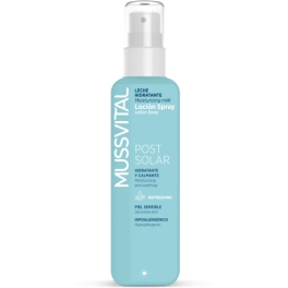 Mussvital Locion Post Solar Spray 200 ml