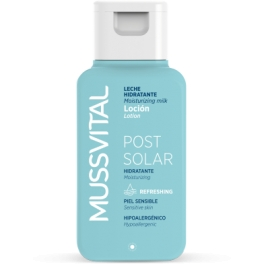 Mussvital Locion Post Solar 100 ml