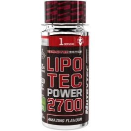 Nutrytec Lipotec Power (Termotec Series) 20 shot x 60 ml