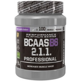 Nutrytec BCAAS B6 2.1.1. (Performance Platinum) 500 gr